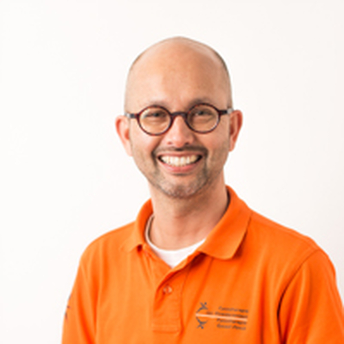 Camiel Meijer (Praktijkhouder, Master Manuele Therapie)